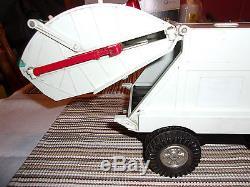 Vintage Japan 1960 Load Master Sanitation Garbage Trash Truck Child Guidance