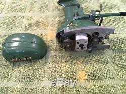 Vintage Johnson Seahorse 25 Outboard Toy Boat Motor