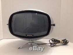 Vintage Panasonic Orbitel Television TR-005 circa 1970s