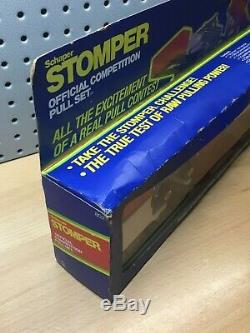 Vintage Schaper STOMPER Official Competition Pull Set with DODGE Pick-Up 4X4 NIB