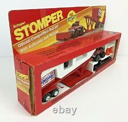Vintage Schaper Stomper Official Competition Pull Set Original Box 1983