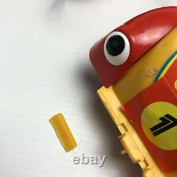 Vintage Slam Bam Sam Set Toy Corgi Rare Collectible Retro Vw Beetle Film Prop