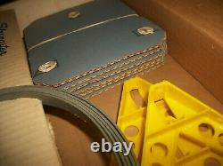 Vintage Starmaster MONORAIL MAIL TRAIN Battery operated in orig box works