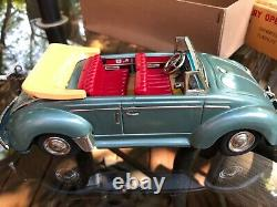 Volkswagen Convertible battery operated car