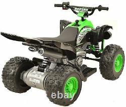 Yamaha 12 Volt Raptor Battery Powered Ride on New Custom Graphic Design