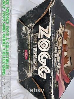 Zogg The Terrible Electroman's Adversary Stun Ray Gun Ideal 1977 16 New In Box
